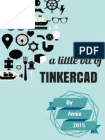 TinkerCAD For Everyone