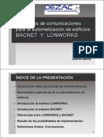 PRESENTACION BACNET y LONWORKS.pdf
