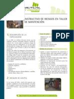 INSTRUCTIVO DE RIESGOS EN TALLER DE MANTENCIÓN.PDF
