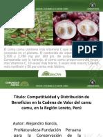 12 Camu Camu - Alejandro García ProNaturaleza-BioCAN
