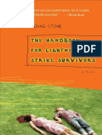 Handbook for Lightning Strike Survivors By Michele Young-Stone - Reader's Guide