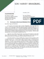 Guild Letter to PMN