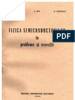 Fizica Semiconductori