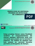 Inspección de Sistemas (Inyección de Corriente y Termografía)