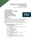 Referencia Indice Proyectos Tesa Final 23 Jun 2015