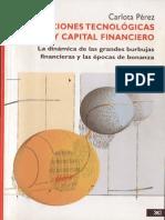Las revoluciones tecnológicas y el capital financiero.