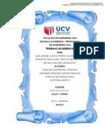 Analisis Del Congetionamiento Vehicular (1)