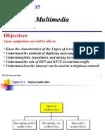 Chap 25 Multimedia