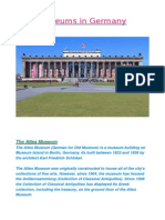 Top museums in Germany