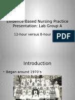 ebp presentation lab group a
