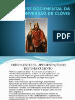 A Conversão de Clóvis i