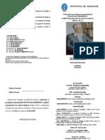 Invitatie Colocviul Cu Participare Internaţională FILOLOGIA MODERNĂ Realizări Şi Perspective În Context European (Ediţia a IX-A),14.05.15