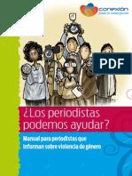 Manual Los Periodistas Podemos Ayudar