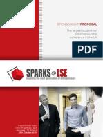 Sparks Conference Sponsorship Proposal