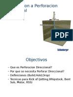 Perforacion Dirrecional