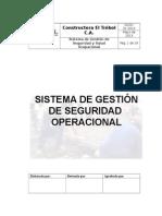 Sistema de Gestion de Seguridad Operacional