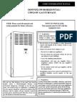 Bryant Plus 80 Manual