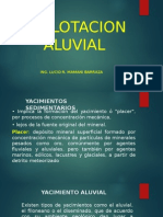 10. EXPLOTACION ALUVIAL