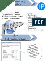 IP Dinamica y Estatica