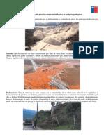 Glosario Ilustrado de Peligros Geologicos