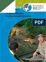 WAZA Magazine 15 - Número Especial Dedicado a La Educación en Zoos