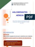 Aglomerantes AÉREOS