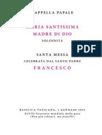 20150101 Libretto Maria Madre Di Dio
