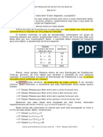 Estatística Descritiva - Aula 01 - Conceitos Iniciais - Parte 2