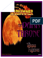 The Dark Throne [TempusFugitives]