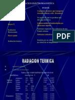 radiacion de cuerpo negro