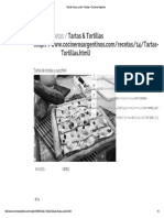 Tarta de Ricota y Zucchini - Recetas – Cocineros Argentinos