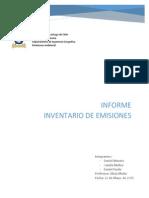 Inventario emisiones