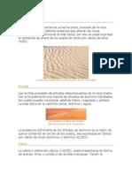 Caracteristicas de suelos