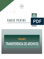 Panelmate Transfer
