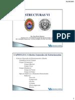 Criterios Generales de Estructuración 01