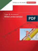 Ghidul Proiectantului de Tigla Bramac