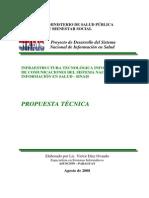 Propuesta Infraestructura PARAGUAY