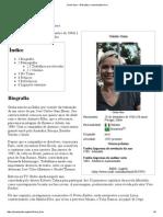 Giulia Gam – Wikipédia, A Enciclopédia Livre