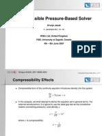 Compressible Solver