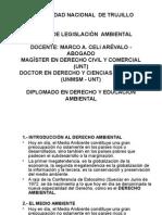 Diapositivas Curso Legislación Ambiental - Maestria Unas - Tingo Maria