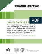 Gpc Carcinoma Basocelular