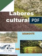9. Labores culturales