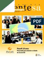 Especial Plusoft - Parte Integrante da Revista ClienteSA edição 56 - Dez 06 / Jan 07