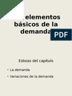Tema 02.a Elementos Basicos de La Demanda