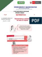 Documentos Primaria Sesiones Unidad 05 PrimerGrado Matematica 1G U5 MAT Sesion03