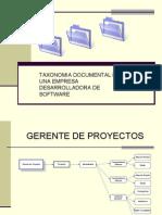 Taxonomia Documental