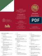 XXVI Semana de Estudios Romanos