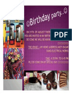 Birthday Party of Pulkit [Compatibility Mode]