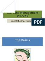 Social Case Management