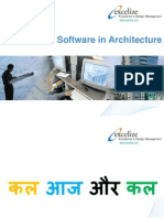 Software use in Architecture - Ar. Sonali Dhopte - Excelize Solutions